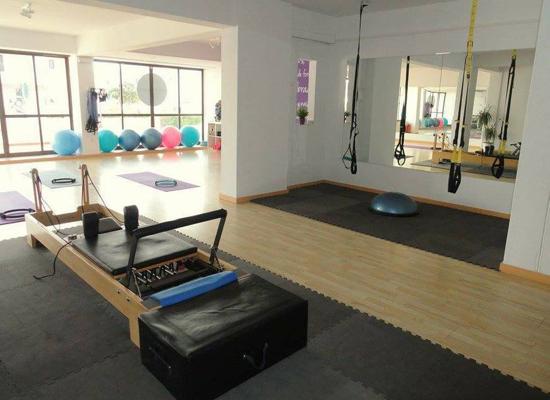 Spot-Pilates